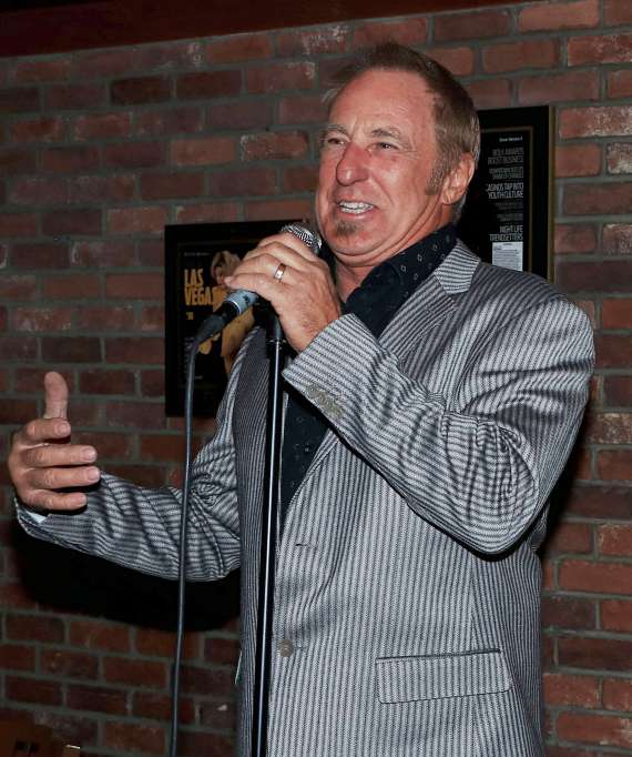 "Rick Dale of American Restoration at Ellis Island's ""Sing for Strength"""
