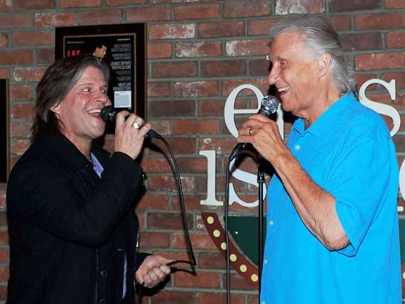 "The Righteous Brothers at Ellis Island's ""Sing for Strength"""