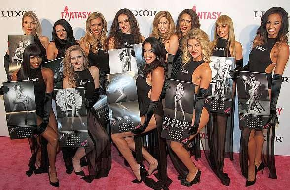 Ladies of FANTASY Unveil 2018 Calendar