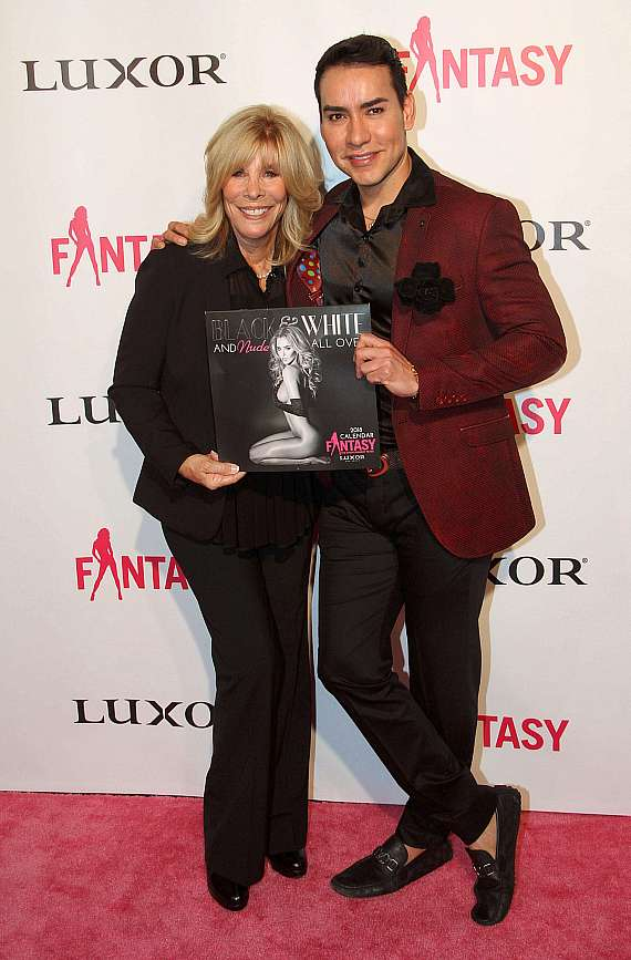 FANTASY Producer/Choreographer Anita Mann with Photographer Oscar Picazo