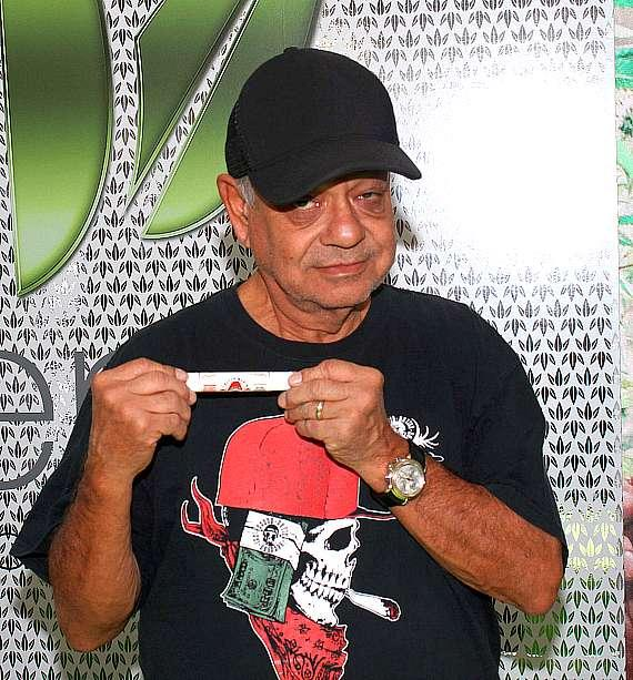 "Cheech Marin of ""Cheech & Chong"" shows his Private Stash at Essence Henderson"