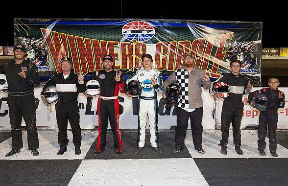 Season Champions Crowned on Championship Night at The Bullring at Las Vegas Motor Speedway