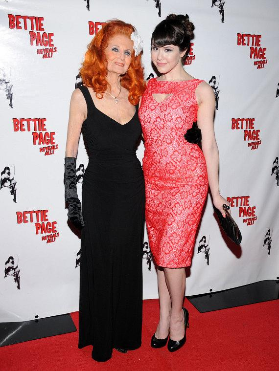 Tempest Storm with Claire Sinclair