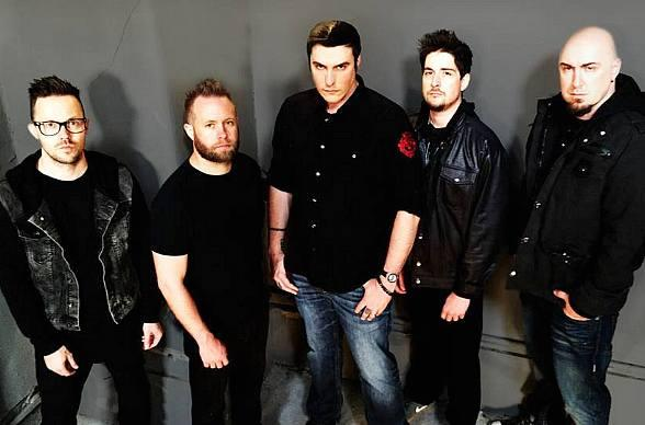 House of Blues Las Vegas Welcomes Breaking Benjamin Oct. 24, 2017
