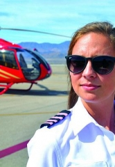Papillon Group Pilots Go Pink for October's Breast Cancer Awareness Month