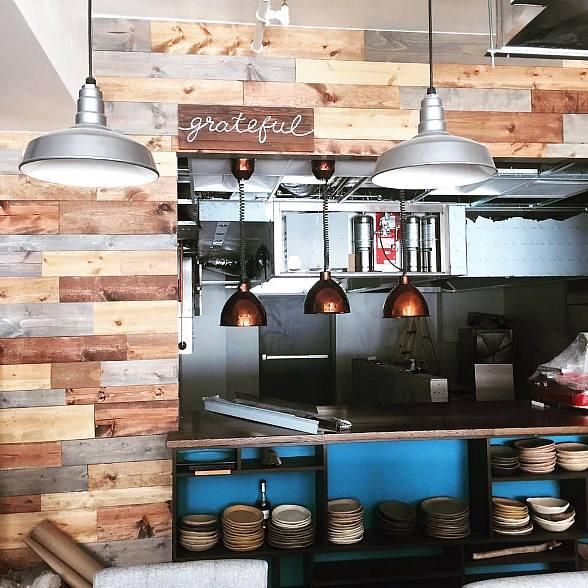 Chef James Trees Opens Esther's Kitchen in Las Vegas' Arts District