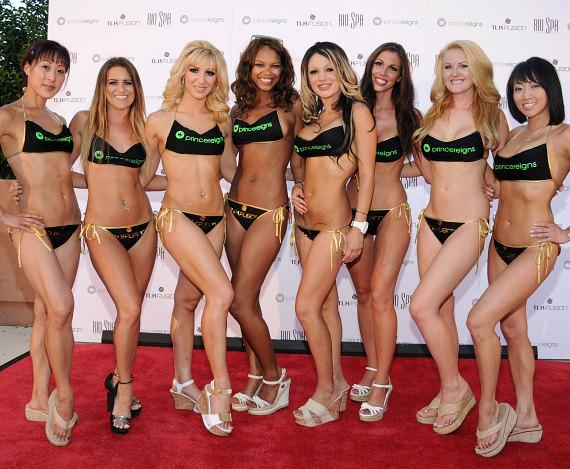 The Prince Reign Girls