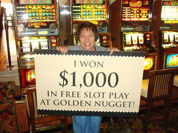 Golden Nugget Las Vegas Kicks Off 24 Karat Club Sign-up Promotion