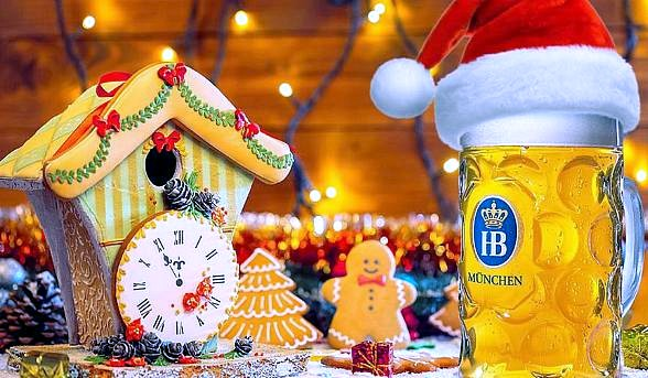 Hofbräuhaus Las Vegas to Host Holiday Party Saturday, December 23