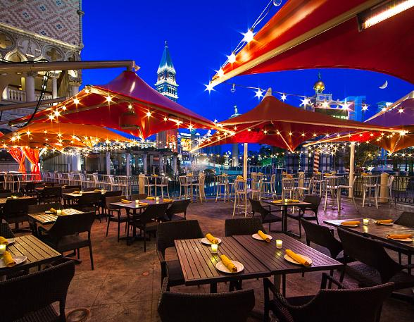B&B Burger & Beer at The Venetian Launches New Patio Menu