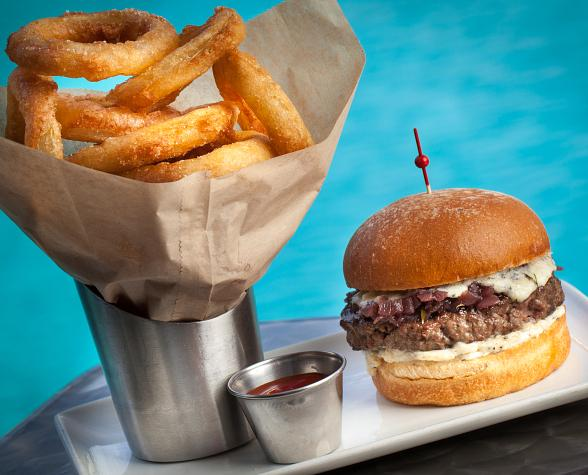March Madness Menu for B&B Burger & Beer at The Venetian