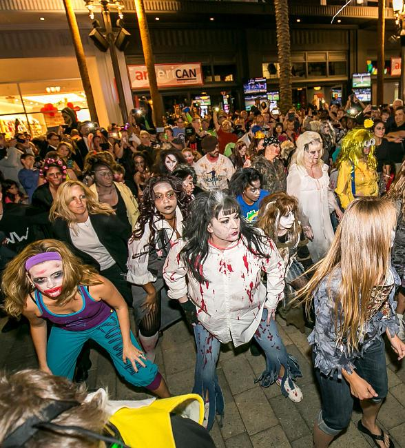 Zombie Reign of Terror Begins at The LINQ Promenade on Saturday, Oct. 8