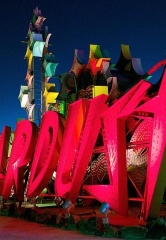 New Late-Night Tours Scheduled at the Neon Museum Las Vegas