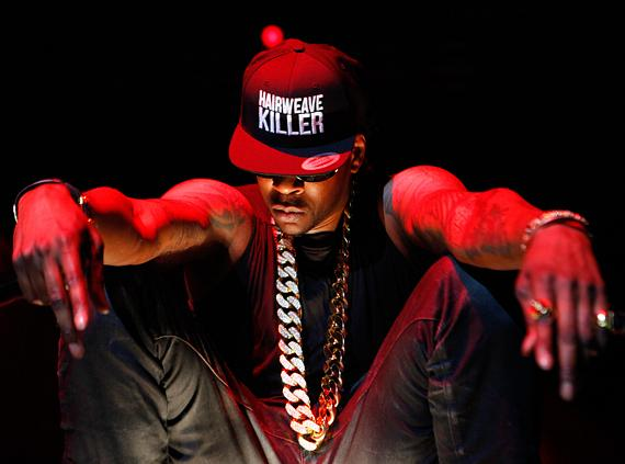 2 Chainz performs at The Joint at Hard Rock Hotel Las Vegas