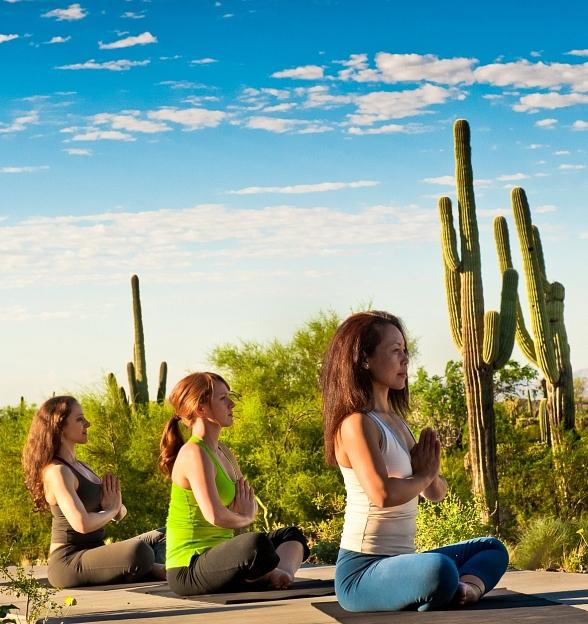 The Springs Preserve Hosts First Vegas Gone Yoga! Festival Sept. 22