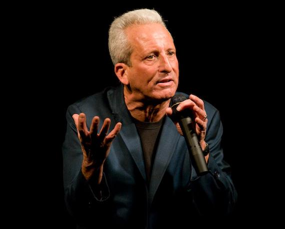 Bobby Slayton performs at Hooters
