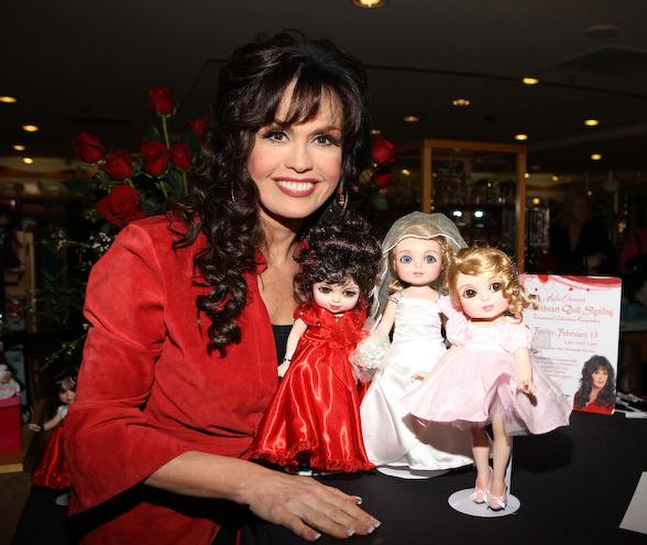 Marie Osmond's Sweetheart Doll Signing at The Flamingo
