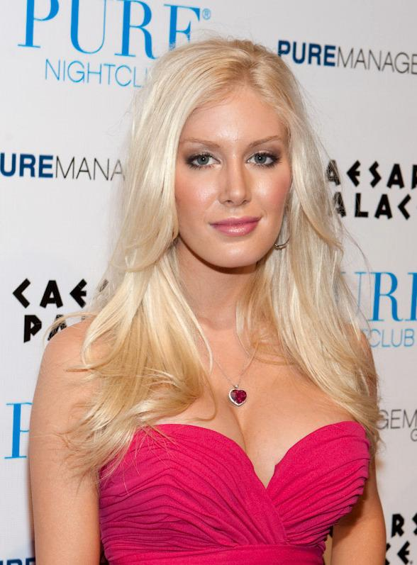 Heidi Montag and Spencer Pratt Celebrate Valentine's Day Weekend at PURE Nightclub