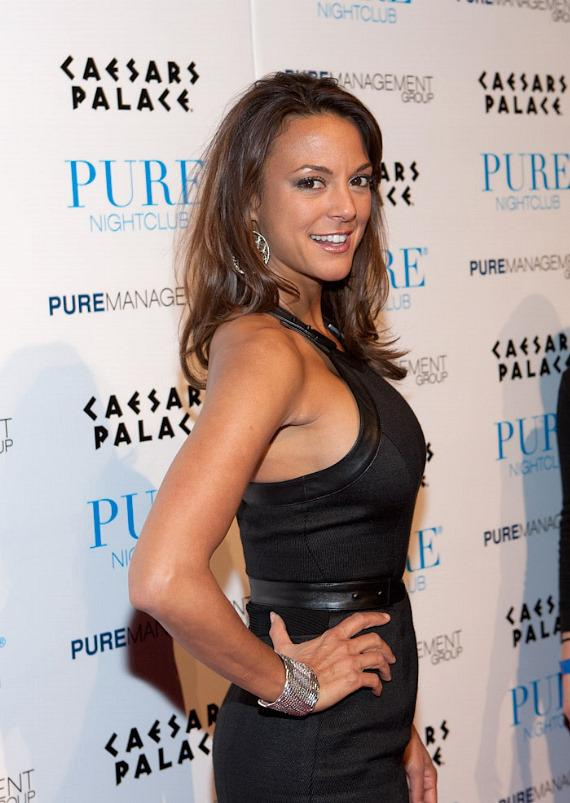 Eva Larue at PURE Nightclub