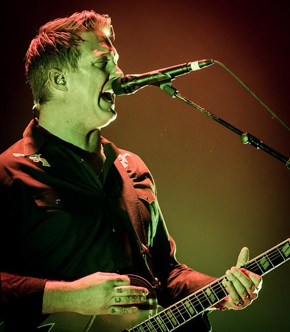 Queens of the Stone Age perform at The Joint at Hard Rock Hotel Las Vegas