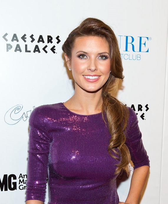 Audrina Patridge at PURE Nightclub