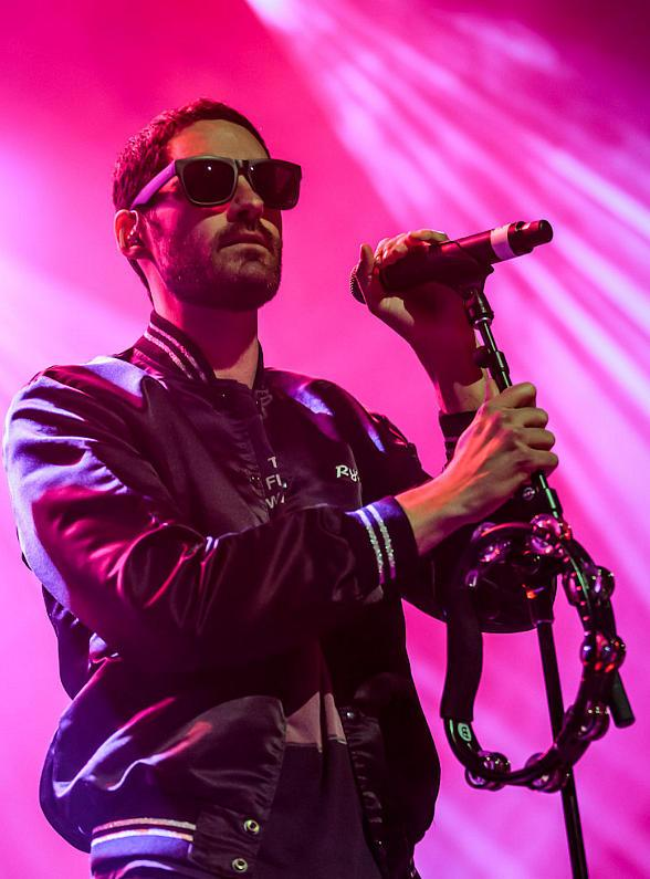 Capital Cities Perform in The Chelsea at The Cosmopolitan of Las Vegas
