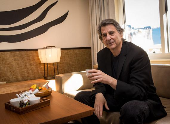 Lead designer David Rockwell gives a detailed design tour inside the world's first Nobu Hotel