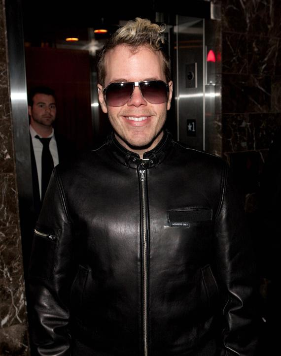 Perez Hilton joins the party