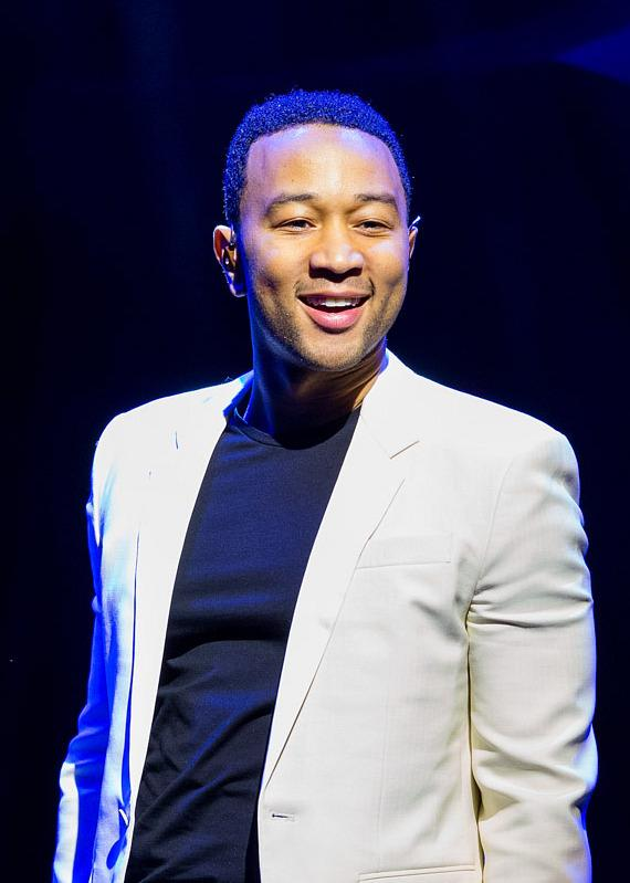 John Legend performs at Brooklyn Bowl at The LINQ in Las Vegas