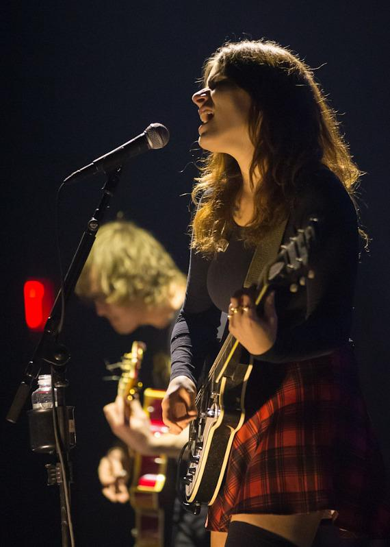 Best Coast performs at The Joint at Hard Rock Hotel & Casino in Las Vegas