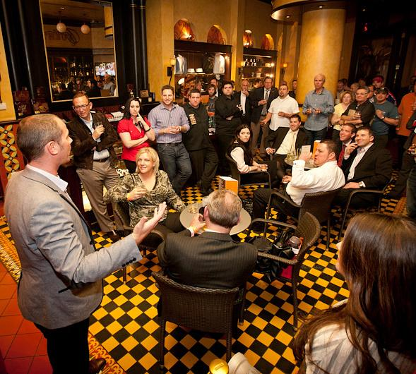 Casa Fuente hosts Glenfiddich limited release event for Cask of Dreams