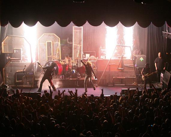 Mötley Crüe closes The Joint at Hard Rock Hotel & Casino - The Final Curtain