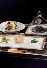 Joël Robuchon Restaurant Reveals Luxurious New Tasting Menu