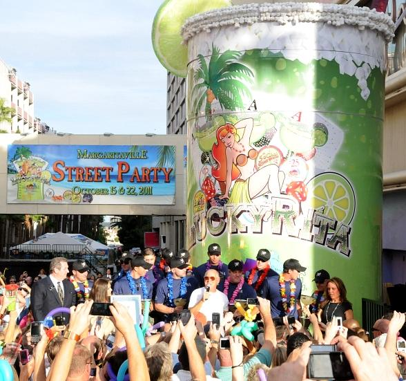 Margaritaville Las Vegas Breaks Guinness World Record for Largest Margarita