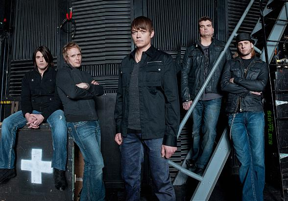 UFC and Fremont Street Experience Present Free Concert By 3 Doors Down on July 4
