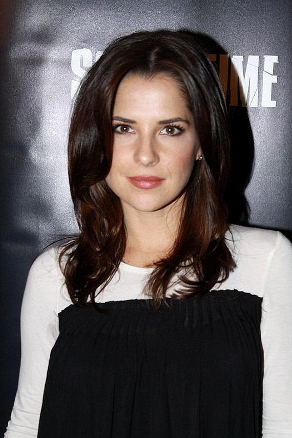 Kelly Monaco at Body English