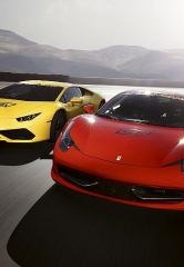 "SPEEDVEGAS in Las Vegas to Debut as Home Track for New Series, ""Top Gear America,"" on BBC America"