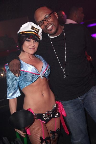 DJ Jazzy Jeff at Rain Nightclub