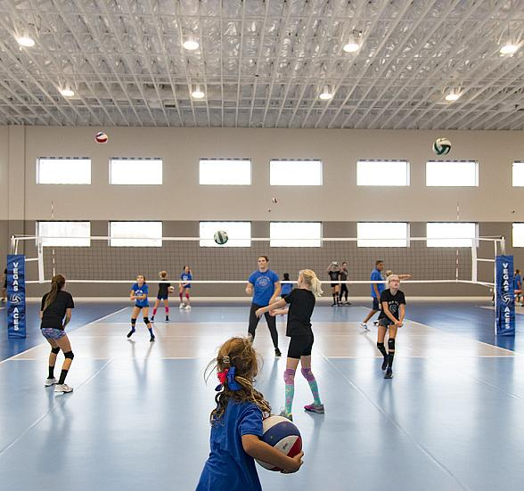"Southern Nevada's Highest Ranking Club Volleyball Team, ""Vegas Aces"", to Debut the City's First Training Center"