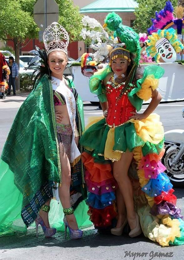 Photos from 5th Annual Las Vegas Carnaval International-Mardi Gras