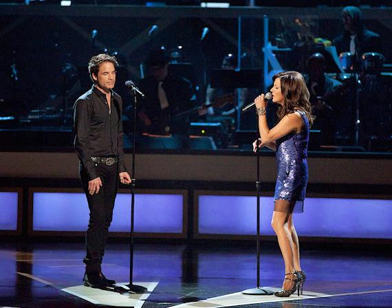 Pat Monahan and Martina McBride