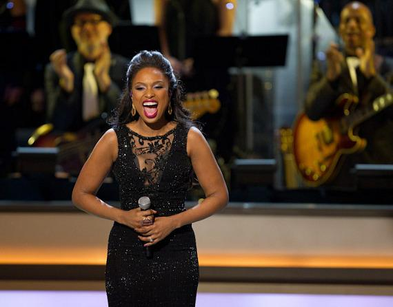 Jennifer Hudson performs at The Smith Center