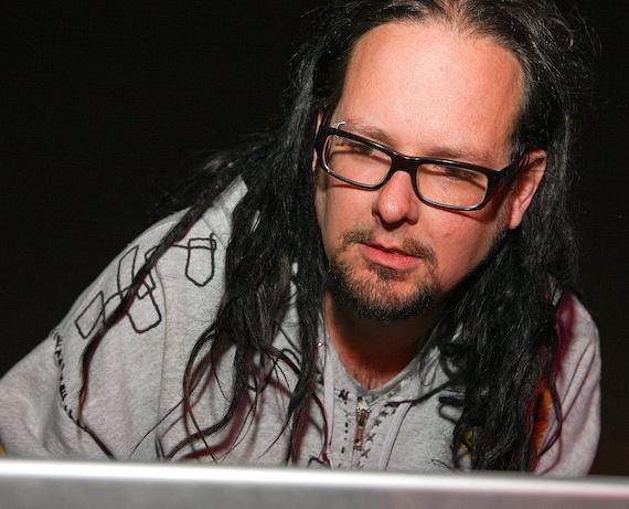 Jonathan Davis of KORN at The Voodoo Lounge in Rio Hotel & Casino
