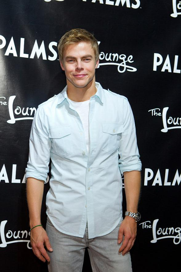 "Three-time ""Dancing With The Stars"" champion Derek Hough"