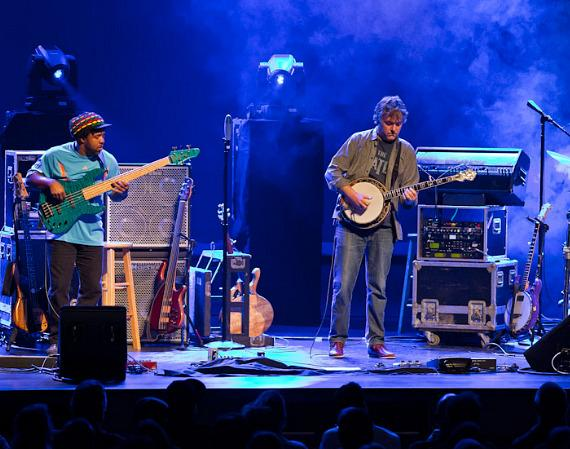 Bela Fleck & The Flecktones perform at The Smith Center for the Performing Arts