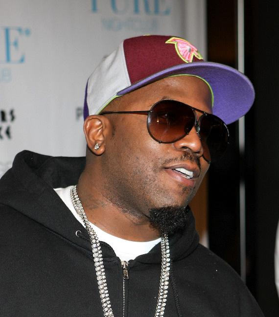 Big Boi of Outkast Performs at PURE