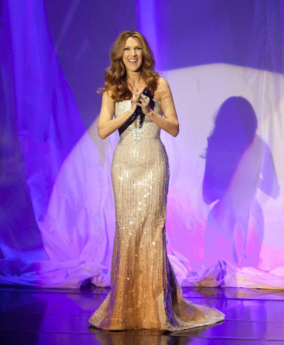 Celine Dion Begins Momentous Return to the Colosseum at Caesars Palace