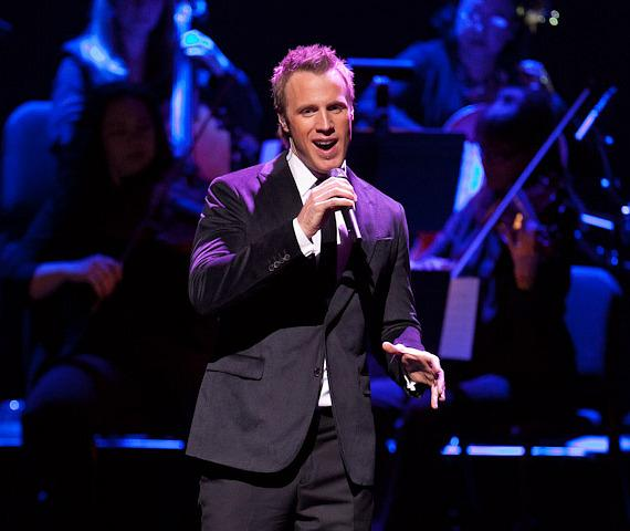 The Canadian Tenors perform at The Smith Center for Performing Arts in Las Vegas