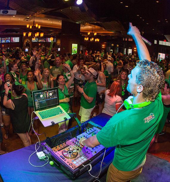 "O'Sheas Casino at The LINQ Hotel & Casino in Las Vegas Celebrates ""Halfway to St. Patrick's Day"" Weekend"