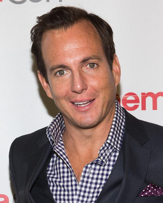 Will Arnett at CinemaCon 2014 at The Colosseum of Caesars Palace in Las Vegas